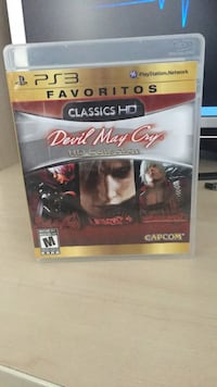 Devil May Cry Hd Collection PS 3 Yıldırım, 16290