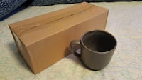 4pc Project 62 Tilley Stoneware Coffee Mugs,  NEW