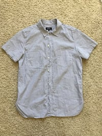 gray button-up shirt Washington, 20024