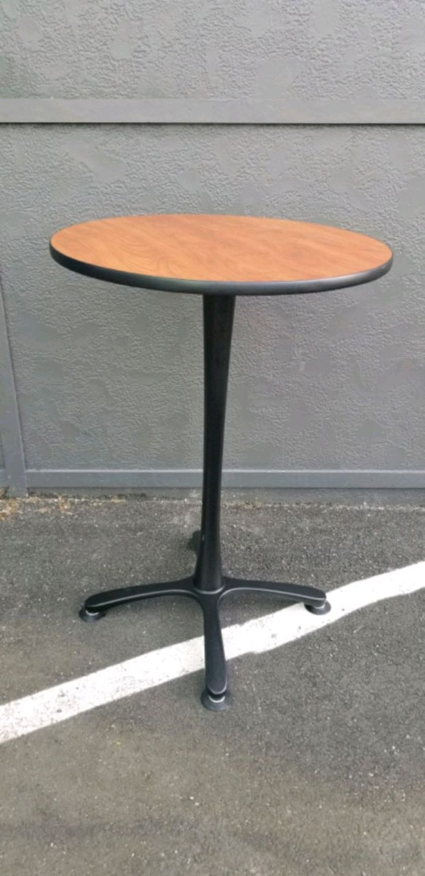 Bistro Bar Height Table