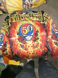 Grateful Dead Sweater/long sleave shirt Corinth, 12822
