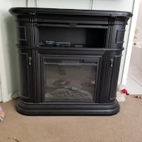 Electric fireplace tv stand Las Vegas