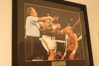 Ray Mercer signed boxing picture frame only for $125 TORONTO