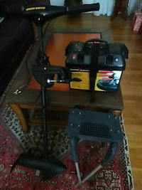 Minn Kota endura C2 with battery and clamp Fairfax, 22033