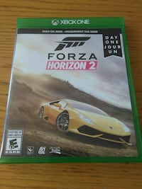 XBOX ONE FORZA HORIZON 2 DAY ONE EDITION GAME Pickering, L1V 3V7