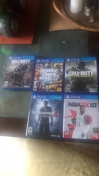 Console Game  PS4 Stafford, 22556