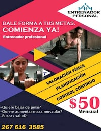 Personal training Hackensack