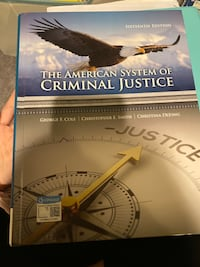 The American system of criminal justice  Wakefield, 01880