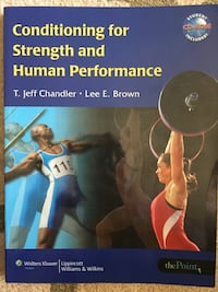 Conditioning for Strength and Human Performance Las Vegas, 89108
