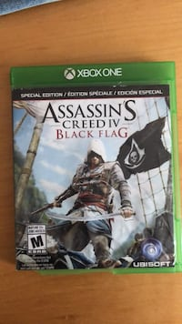 Assassins Creed IV BLACKFLAG St Catharines, L2S 3T1