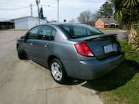 gray Saturn Ion sedan Graham, 27253
