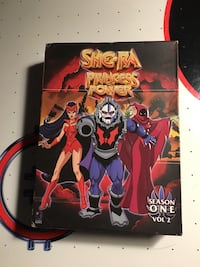 She ra dvds season 1 vol 2  Montréal, H1S 1M8