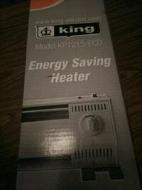 King baseboard heater  Georgetown, 40324