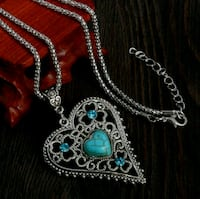 ***TURQUOISE NECKLACE*** Norfolk, 23503