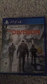 The division ps4 game Mississauga, L5E 2G8