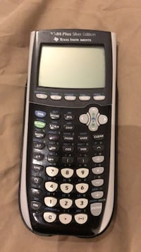 black and gray Texas Instruments TI-84 Plus Kensington, 20895