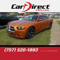 2011 Dodge Charger Virginia Beach, 23455