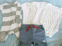 Organic Baby Clothing 0-3 West Des Moines, 50265