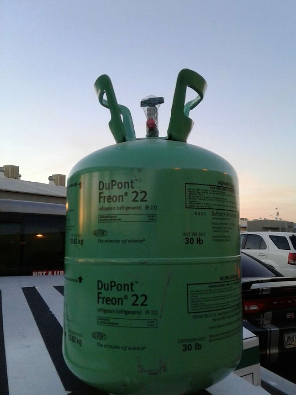 R22 Freon For Sale >> Used R22 Freon Virgin Dupont For Sale In Tempe Letgo