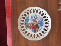Collectible Coca Cola plate