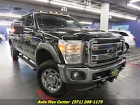 2012 Ford F-350 - 4x4 Super Duty Larriat Manassas