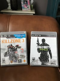 Ps 3 games Suffern, 10901