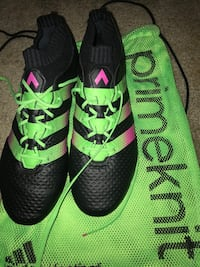 Adidas X 16.1 Soccer Cleats SIZE 9