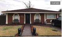 HOUSE For rent 3bedroom 2full bathroom  Marrero
