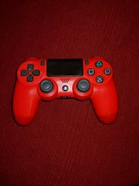 Sony Ps4 Red Controller  Las Vegas, 89110