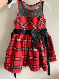 Holiday Christmas dress size 3t Surrey, V3T