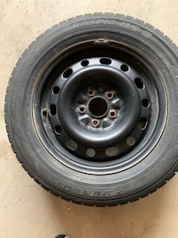 Brand new like Winter Tyres with rim Brampton