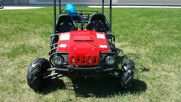 NEW KIDS 125cc 2-Seater Off Road Go-Kart.