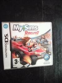 NDS My Sims Racing Barcelona, 08003
