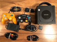 Gamecube System + 16 Games and 2 Controllers plus memory card Maple Ridge, V2X 3W1