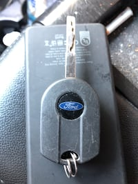 Ford OEM 3 button key