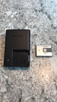 Sony Digital Camera Charger and Battery Lombard, 60148