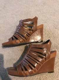Aerosoles brown Sandals size 7 1/2 Alexandria, 22302