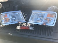 2010 Dodge Dakota headlamp, 3rd light  Toronto, M1H 2Z1