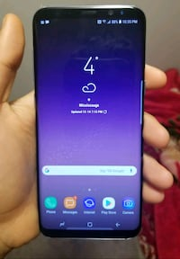 Samsung Galaxy S8+ w/ OG Box in Excellent Conditio Mississauga, L5V 1K1