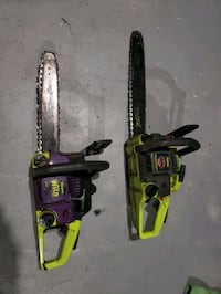 Chain saws St. Catharines, L2R 2R2