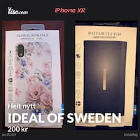 Ideal of sweden til iPhone XR  Skien, 3733