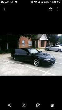 Ford - Mustang - 2002 709 mi