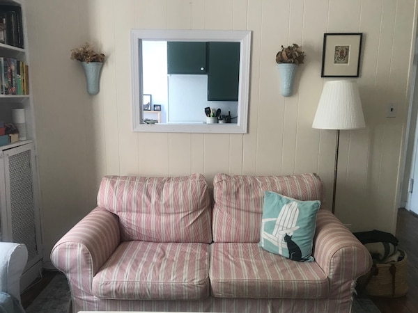 Used Ikea Ektorp Loveseat For Sale In New York Letgo