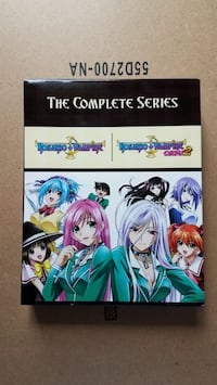 Rosario + Vampire The Complete Series  Citrus Springs, 34434