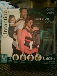 Baby carrier brand new  Copperopolis, 95228