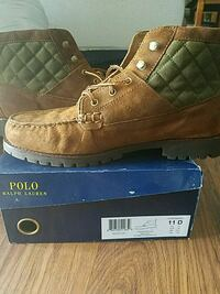 Polo boots size 11 San Diego, 92114