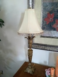 Decoritve Lamp w Shade Longwood, 32750