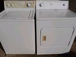 Whirlpool.washer and. Dryer