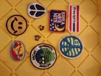 Vintage 1960-1970's Jacket Patches, sew-on & Iron-on patches Rancho Cucamonga, 91701