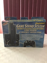 Intec Game Sound System for PS2